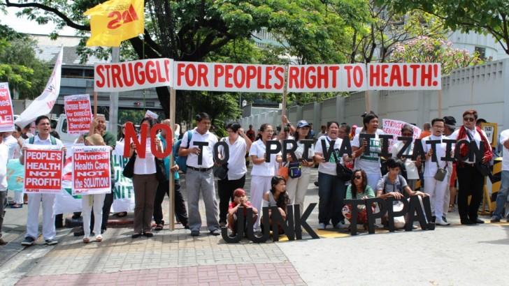 World Health Day |Groups decry worsening health condition of Filipinos