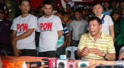 Prisoners of War released by NPA