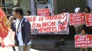 Groups condemn dismissal of RMN Davao union officers