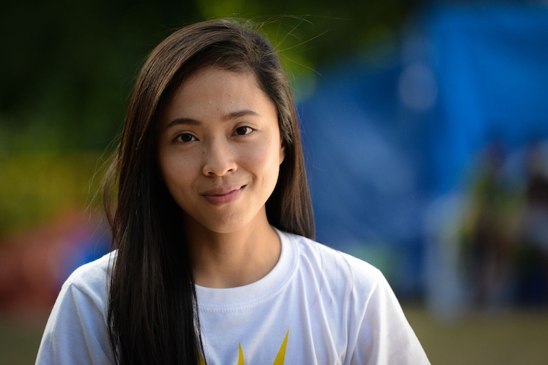 Sarah Elago | 'The youth must be leaders of today'