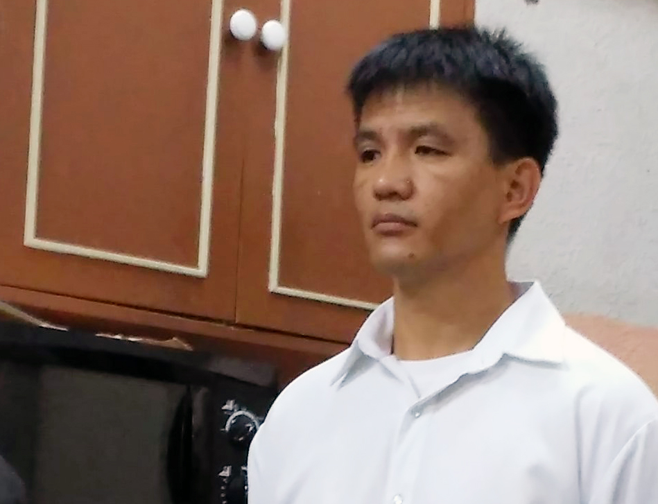Army major linked in Burgos abduction appears in court sans lawyer