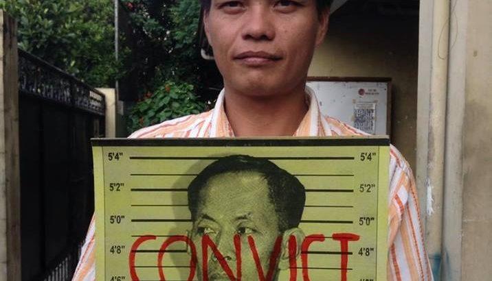 'Frustrated' torture victim asks Duterte, court to hasten trial of Palparan