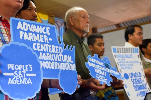 Progressive scientists pose 13-point challenge to Duterte