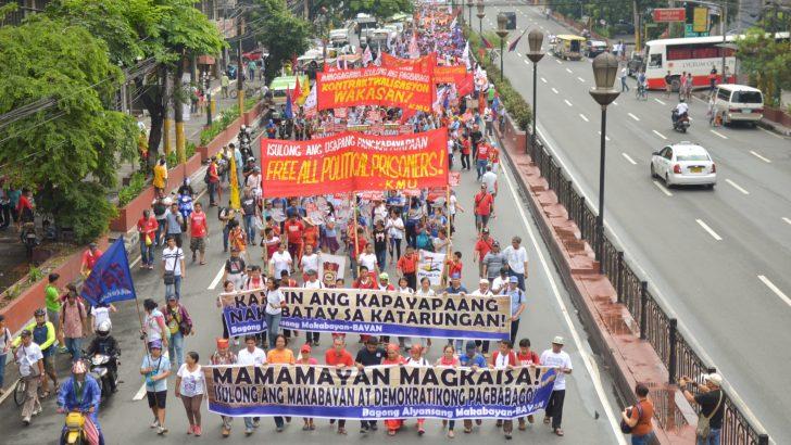 'The change we want'   Progressives present People's Agenda to Duterte