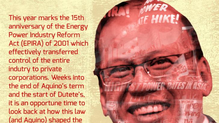 Aquino's power legacy