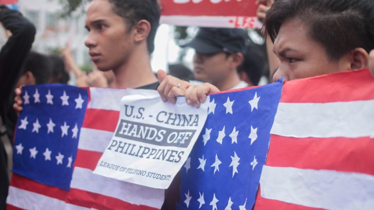 Duterte's foreign policy: Three years of US, China imperialism