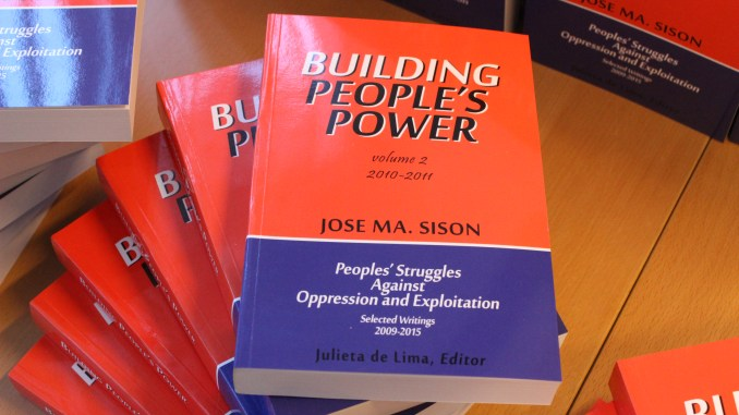 Why Read Jose Ma. Sison? |  A Review of Build the People's Power (2016)