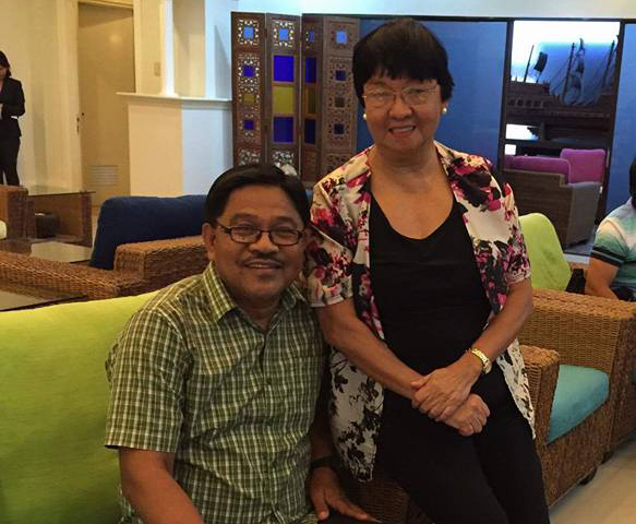Longtime activists Rafael Mariano and Judy Taguiwalo have accepted the challenge to head the Department of Agrarian Reform and the Department of Social Welfare and Development. (Contributed photo)