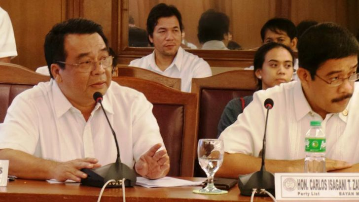 Some VCMs do not record votes for Makabayan Senatorial bet Neri Colmenares