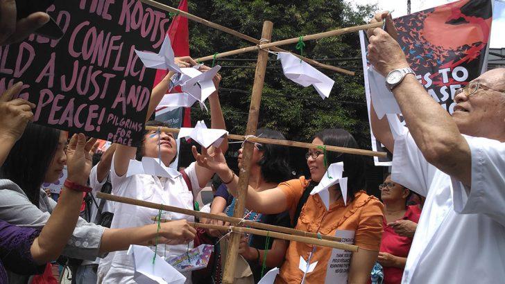Peace advocates laud resumption of GPH-NDFP talks