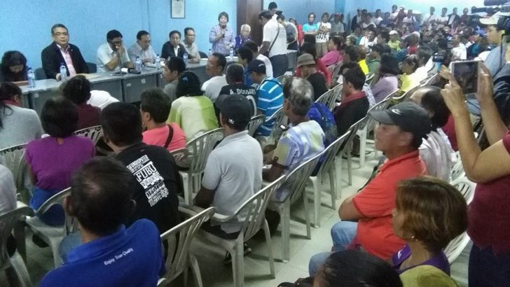 Luisita farmers rejoice as DAR chief halts eviction, destruction of crops