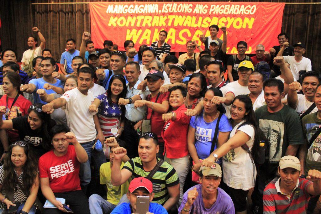 Workers' Agenda | 'Regularize contractuals, ensure benefits'