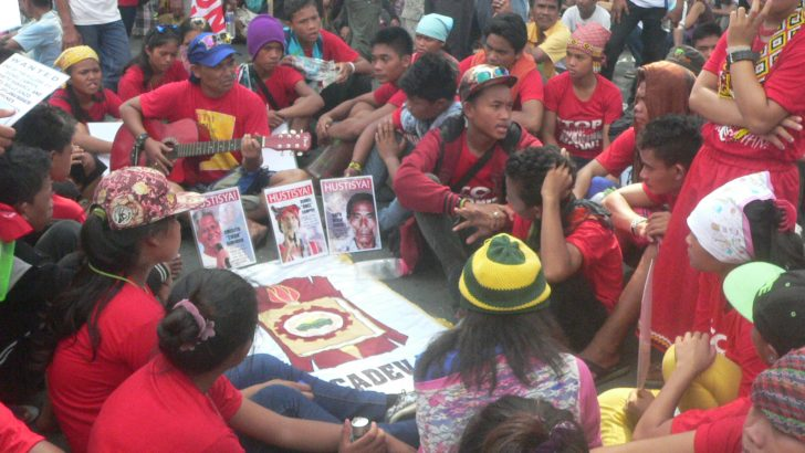 Lumád evacuees: 'Let us go back home to our river, our forest'