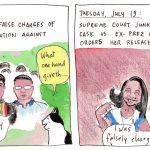 Multi-standard justice