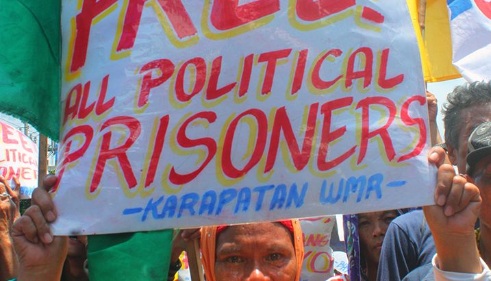 Groups reiterate call for release of all political prisoners