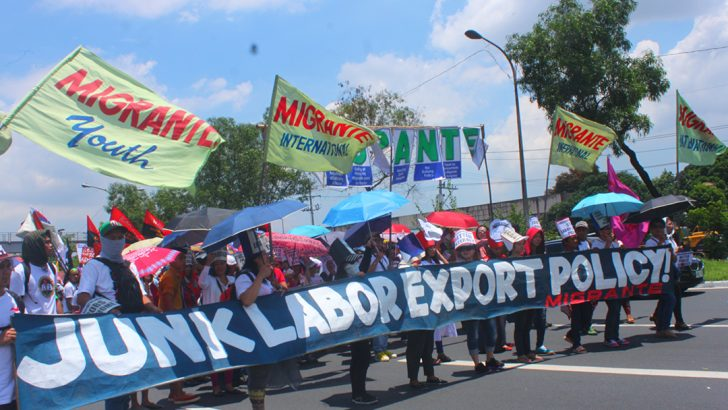 Gabriela Women's Party backs Duterte on ending labor migration