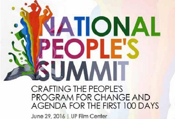 FULL TEXT: People's Agenda 2016