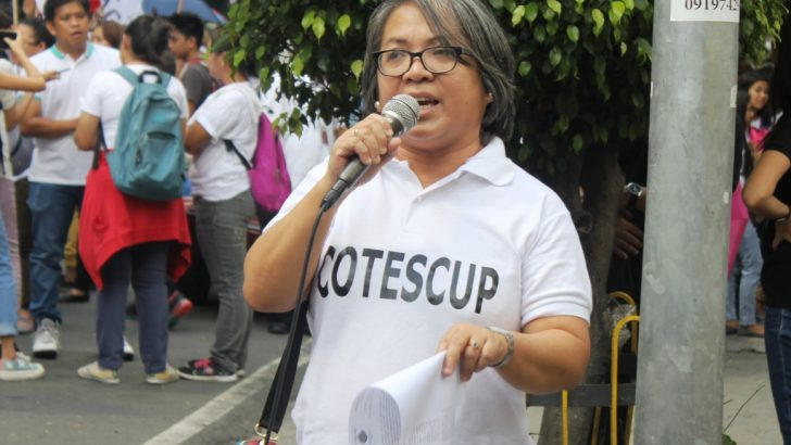 Awarded Filipino poet loses teaching job due to K to 12