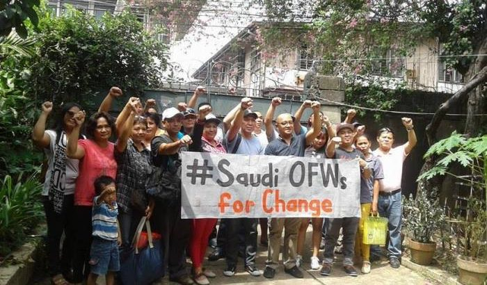 Crisis-hit Saudi OFWs welcome $10.6 M gov't relief