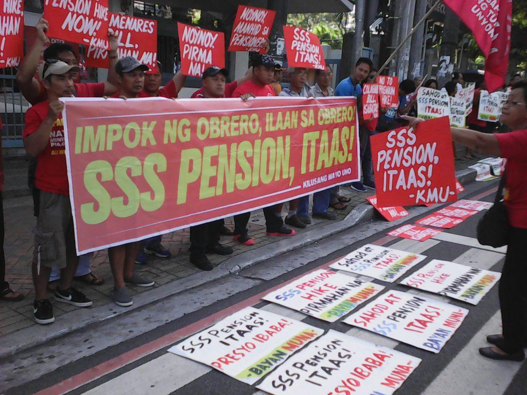 SSS pension hike