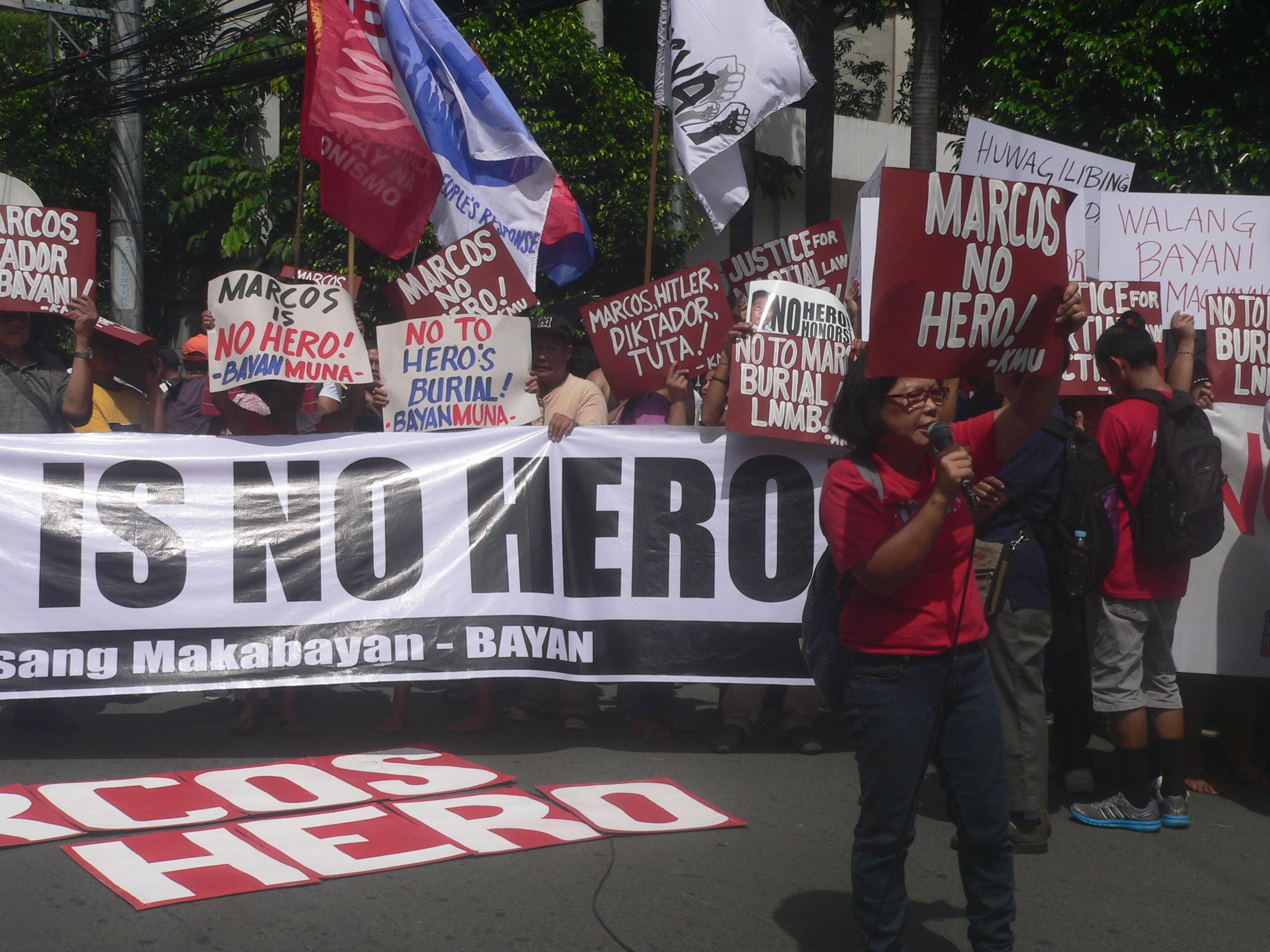 Evan Hernandez of Hustiysa (Photo by Dee Ayroso/Bulatlat)