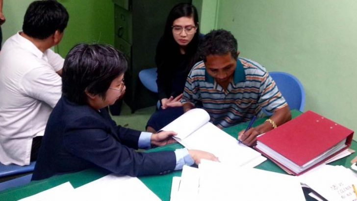 Pa of slain Kidapawan farmer sues military witness