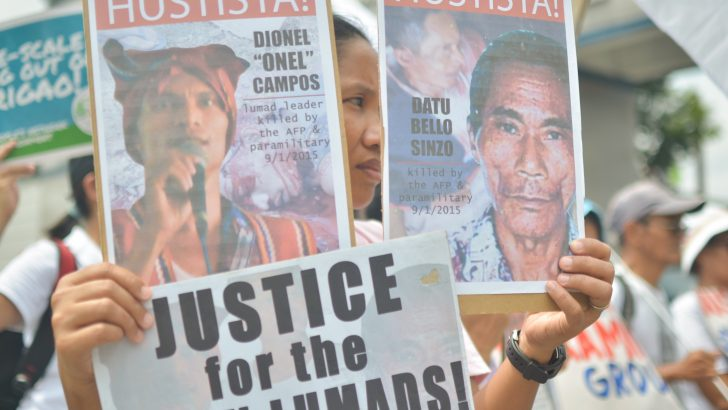 'Arrest Lianga massacre perpetrators'