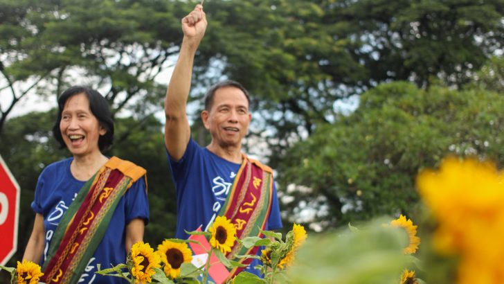 After 45 years, UP honors former student activists