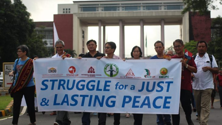Arrest of peace consultant 'violation of past agreement,' NDFP says