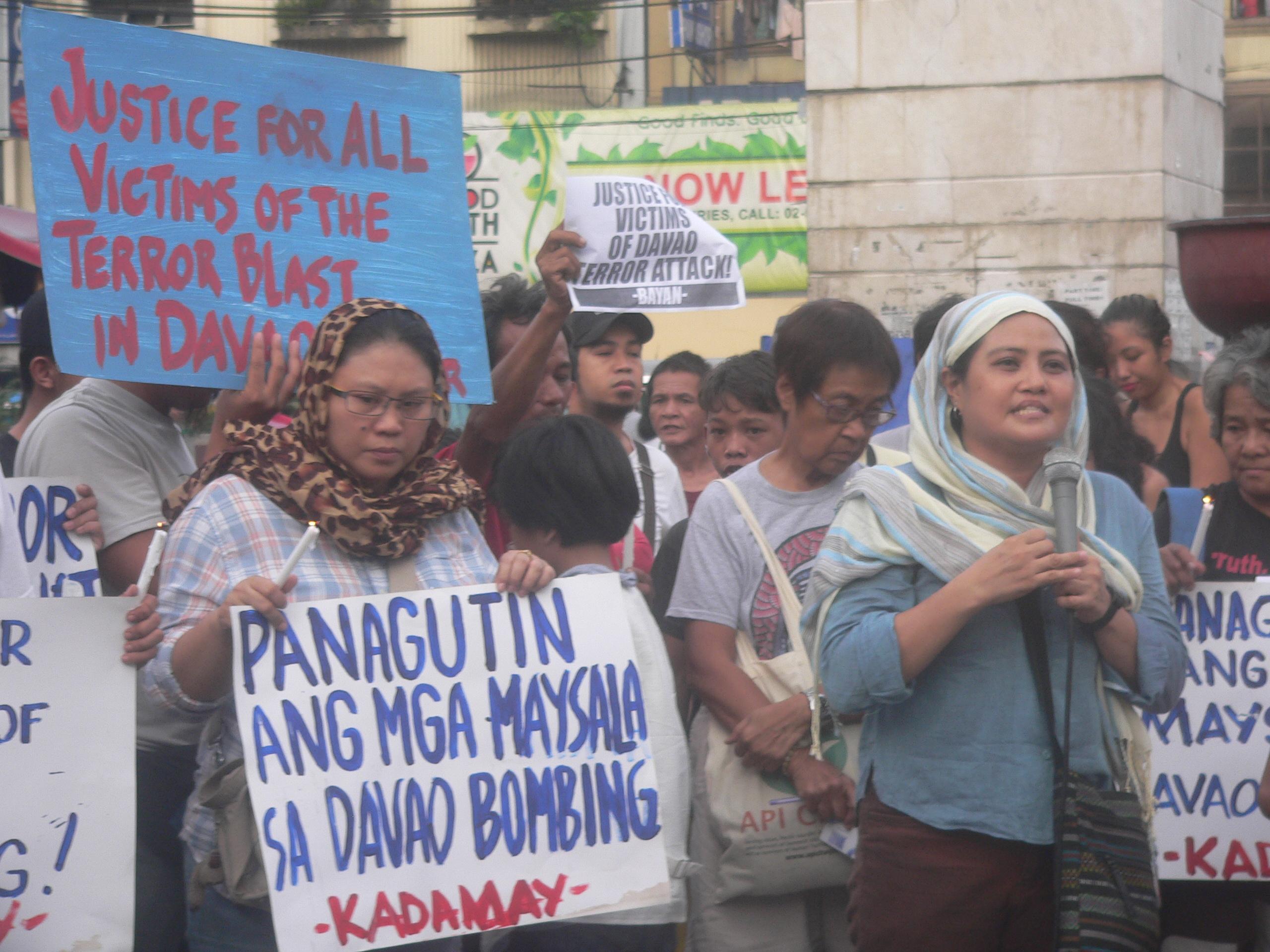 (Photo by Dee Ayroso/Bulatlat)