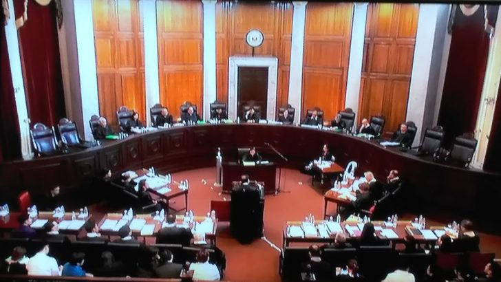 #MarcosBurial | SC justices stress reparation for martial law victims