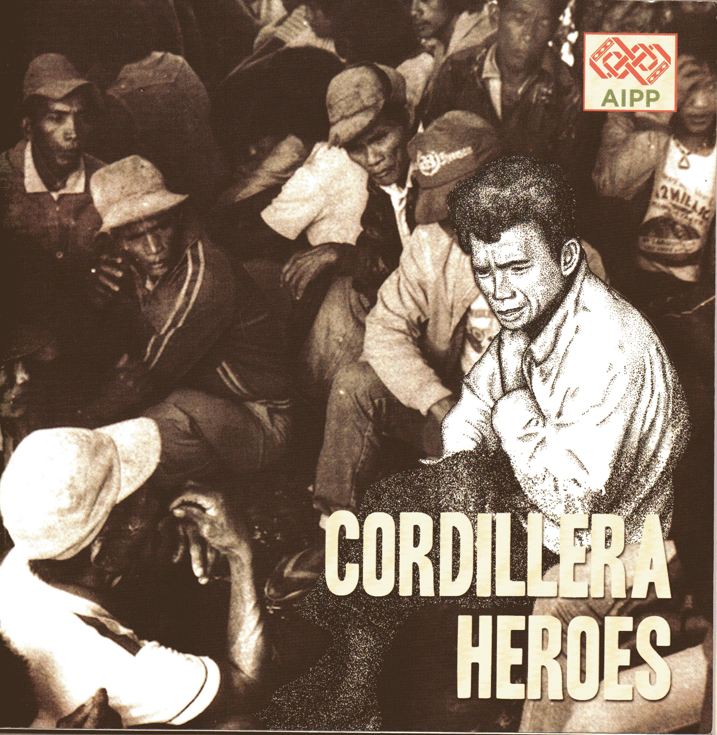 (Cover of the book, Cordillera Heroes/scanned photo by Bulatlat)