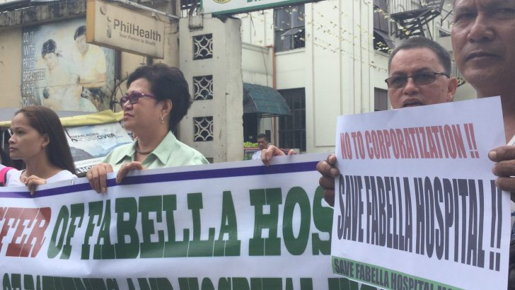 Fabella hospital offices to transfer to Quezon City on Oct. 3
