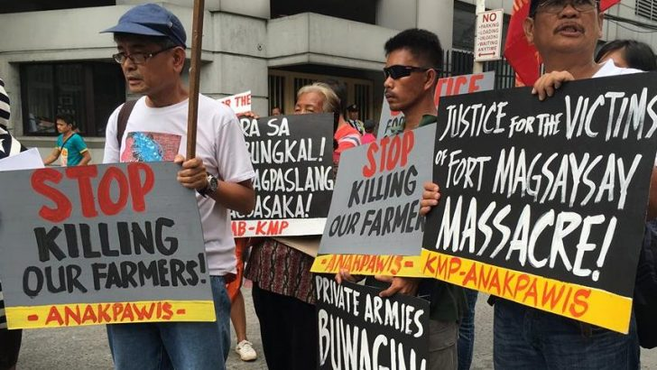 Peasant leader killed in Isabela