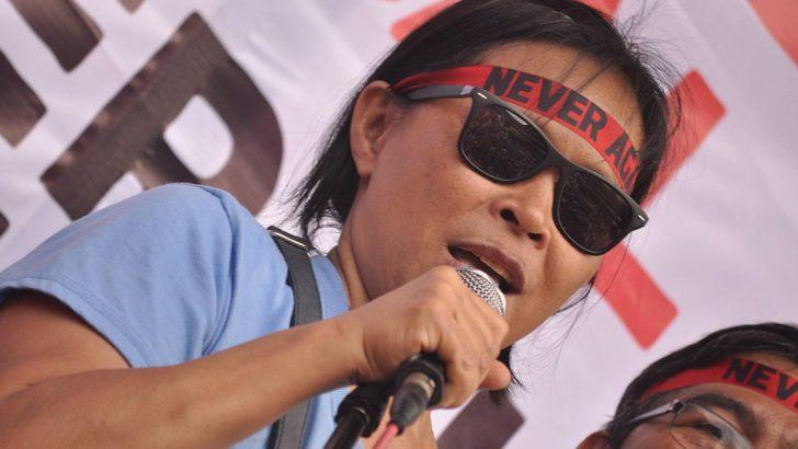 NDFP demands Loida Magpatoc's release