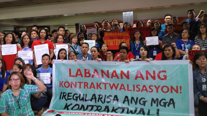NHA contractual employees want job security, benefits