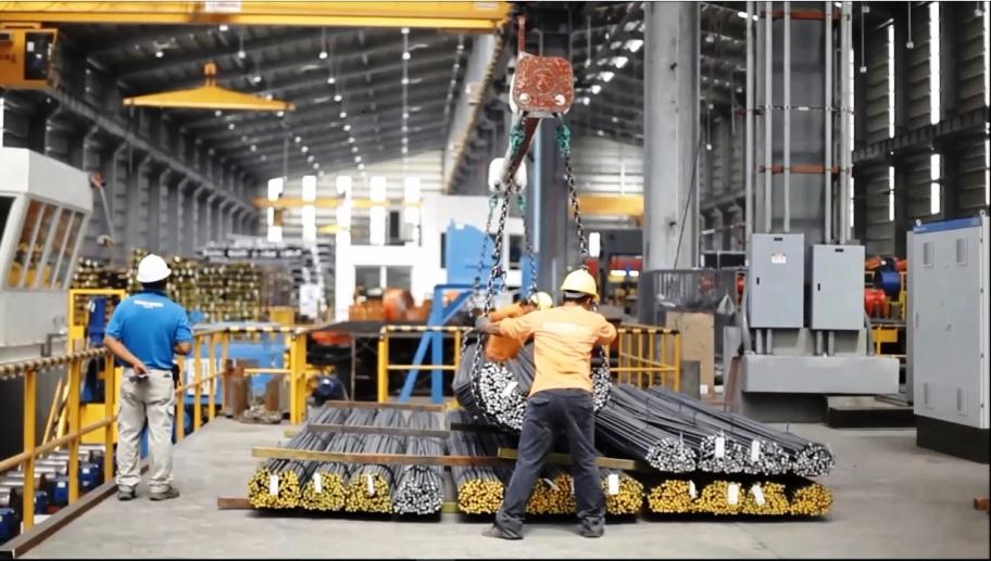 Ph steel industry
