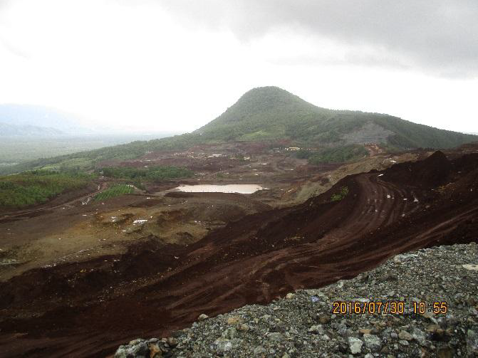 SR Metals Inc. site in Tubay, Agusan del Norte (Photo from DENR website)