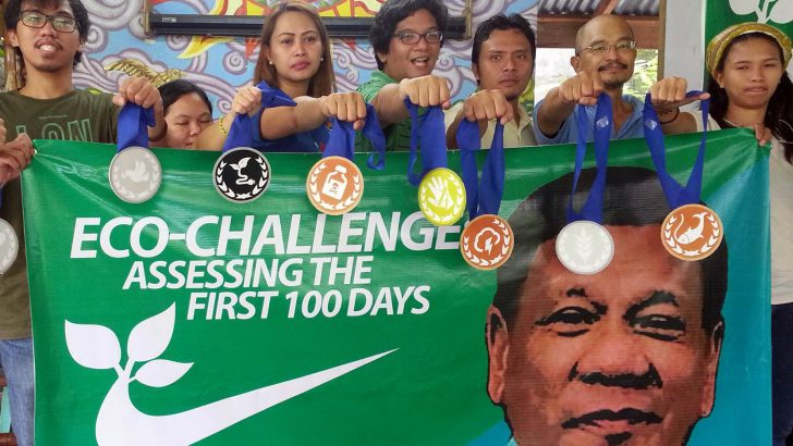 Duterte's #First100Days   'Reforms have begun for environment'
