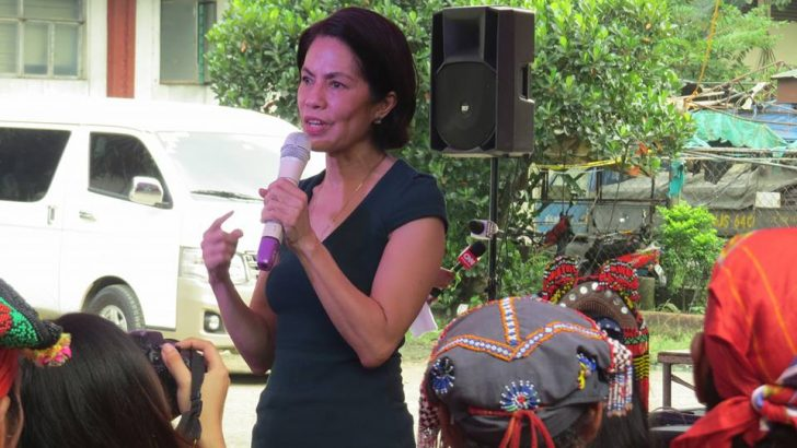 DENR Sec Lopez gets praises, more tips on defending watershed, environment