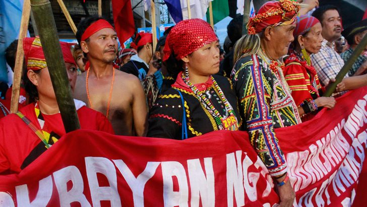 Unjust: Why indigenous peoples are marching in the Philippines