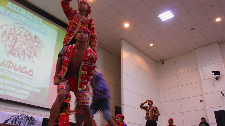 Ang lumbay ng mga Lumad