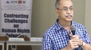 Multi-awarded, progressive playwright, director Bonifacio Ilagan is this year's Gawad Plaridel