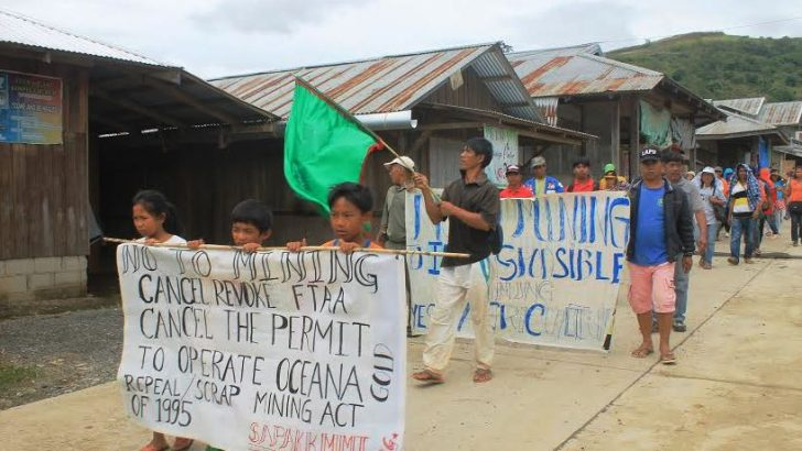 Mining giant Oceana Gold fires contractual workers