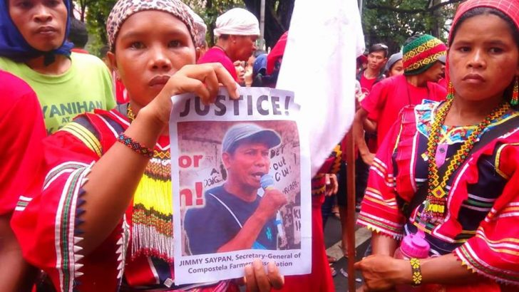 Philippine tribal minorities demand justice