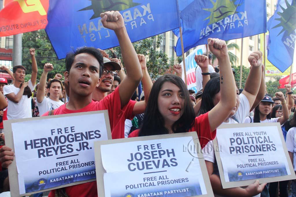 Edsa people power commemoration, Feb. 2016. (BULATALT FILE PHOTO)