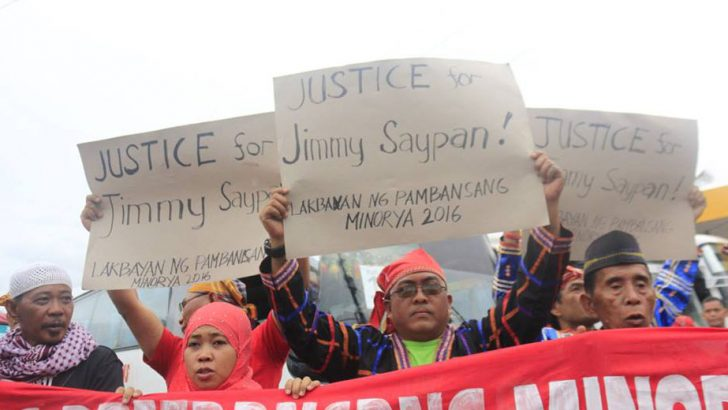 Pull out soldiers from communities, Duterte urged