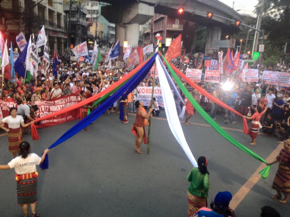 UNITY DANCE. (Photo courtesy of Kathy Yamzon)