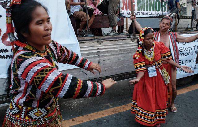 Solidarity in art | National minorities perform in the city