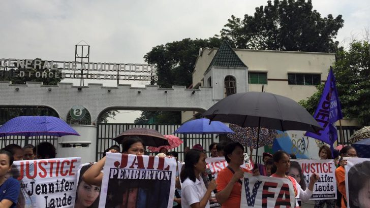 2nd year of Laude killing | Groups heighten call to end VFA, Edca